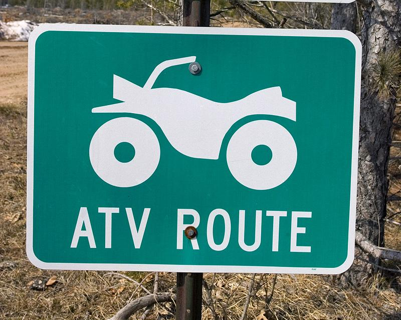 Adams County WI ATVing Routes / Trails