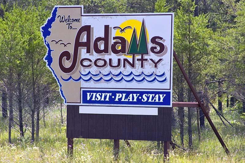 Adams County Wisconsin - Adams WI