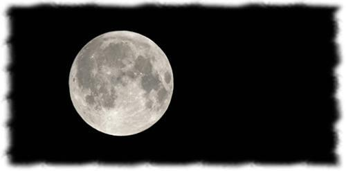 Full Moon Photo for Richfield Township, WI.
