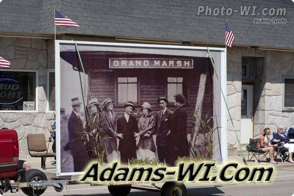 4th Of July Parade 2011 Adams Friendship Wi