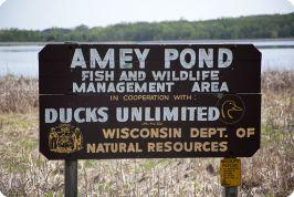 Amey Pond Wildlife Refuge Area Photos