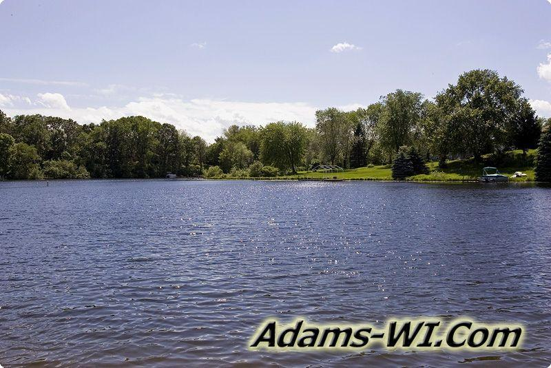 peppermill lake wi adams county wisconsin jackson township