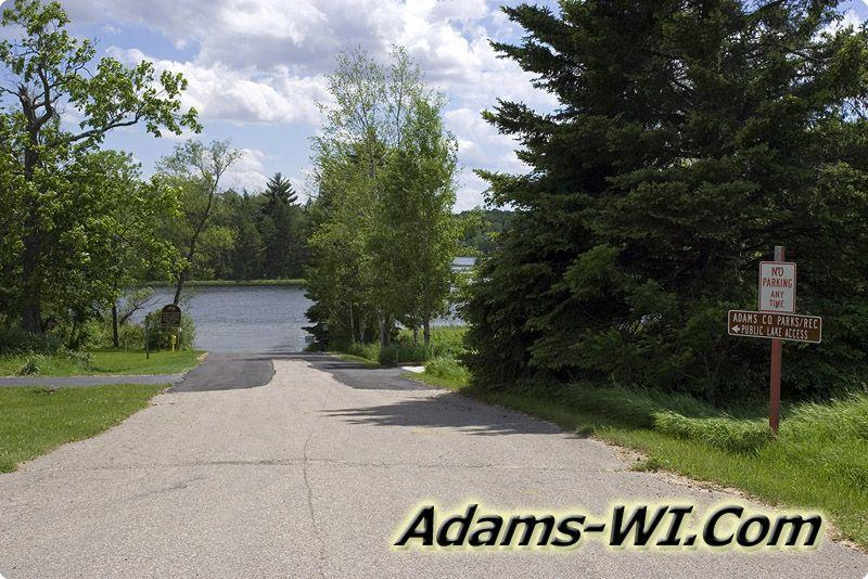 crooked lake wi adams county wisconsin jackson township