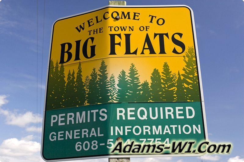 Big Flats Township, Adams County, WI