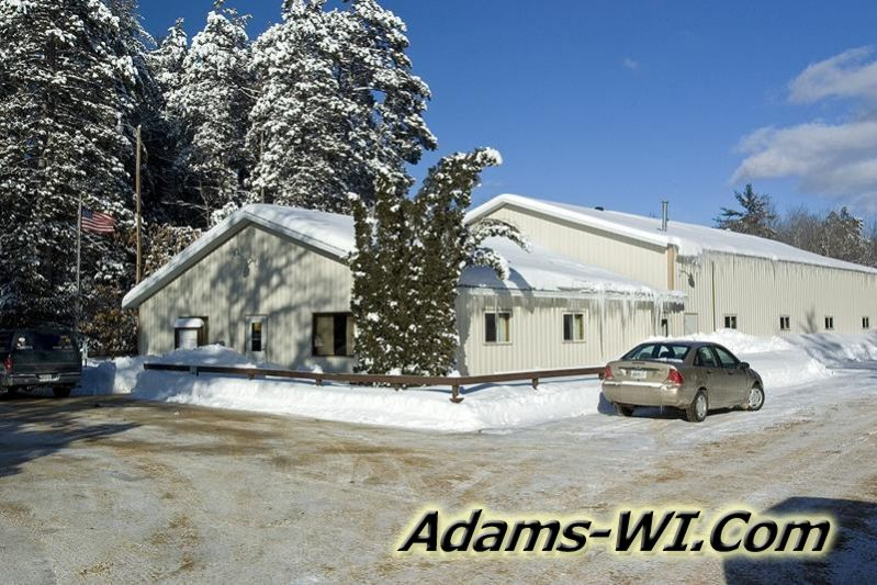 Adams Township WI Hall