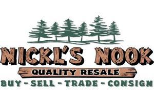 Nickl's Nook Resale